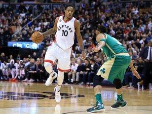 NBA: Toronto met Cleveland sous pression, OK pour OKC