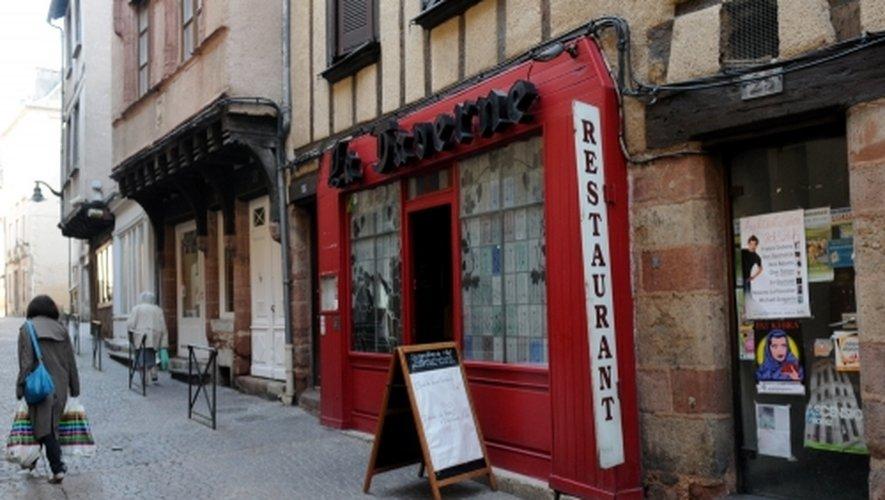 Placée en redressement judiciaire en septembre, La taverne a fermé ses portes.