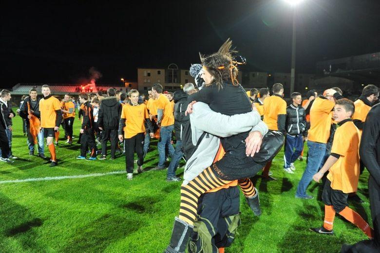 Coupe de l'Aveyron: instantanés d'émotions