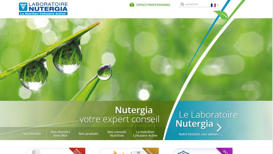 Capdenac : les laboratoires Nutergia en pleine croissance