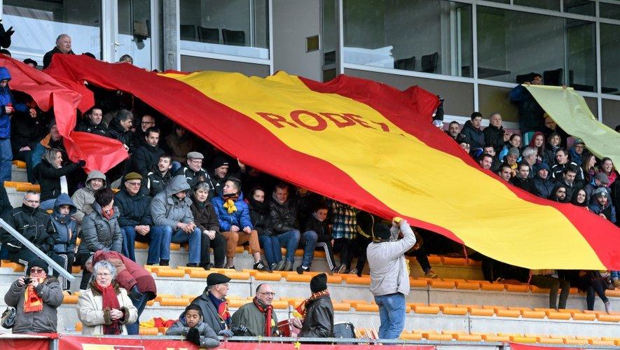 Les supporters avaient déjà sorti le grand jeu lors du quart de finale gagné face à Guingamp (2-2, 4-1 tab).