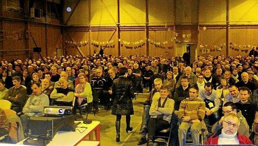 Le soutien massif de la population aux élus du Pays Baraquevillois