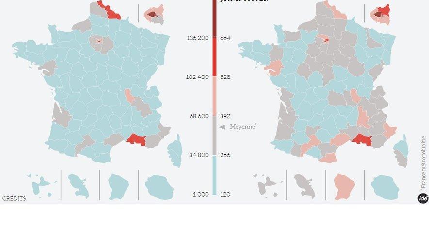 L'Aveyron, l'un des départements les plus sûrs de France