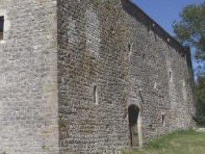 Viala-du-Pas-de-Jaux La tour en impose