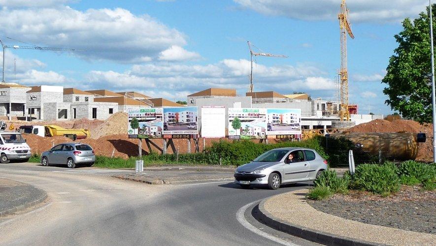 Le vaste chantier, débuté en octobre, devrait être terminé d'ici 2019.