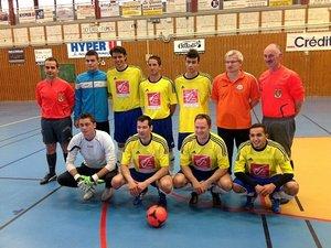 """Futsal: le """"Penalty"""" éduque par le jeu"""