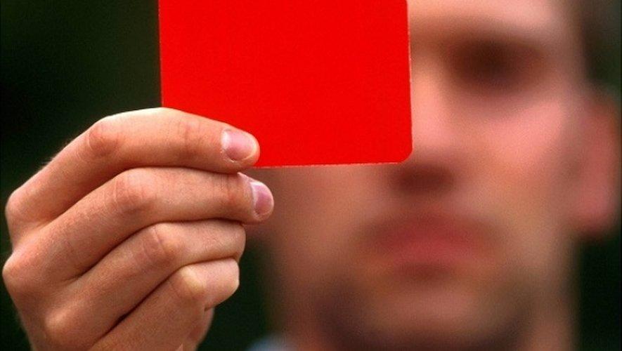 Football : le Rodez Olympique condamné à 500€ d'amende