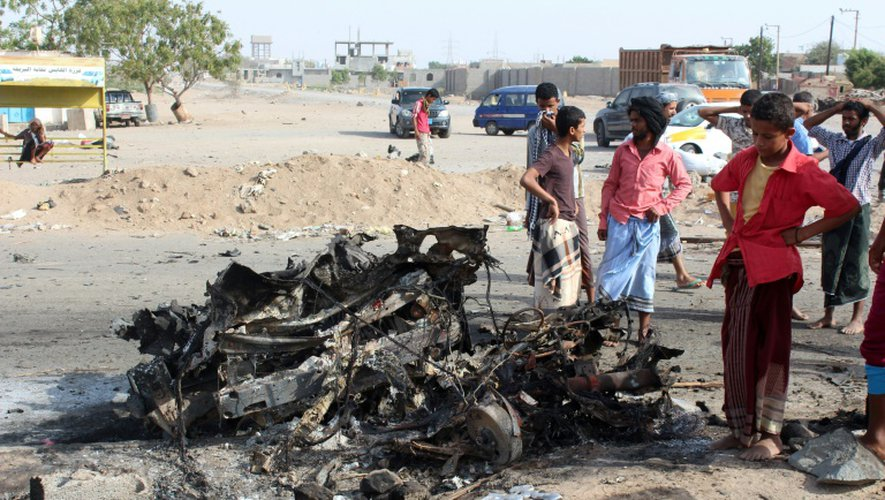 Yémen: 22 morts dans trois attentats suicide revendiqués par l'EI