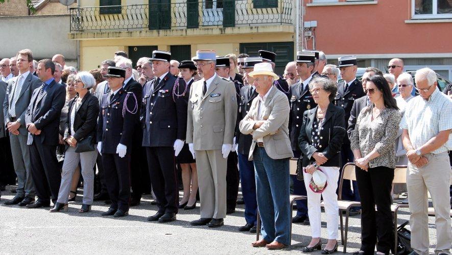 L'hommage «decazevillois» aux policiers morts pour la France