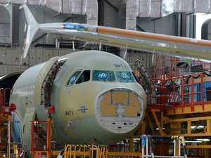 Air China commande 100 Airbus A320 pour 6,8 milliards d'euros