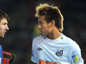 Foot: le prodige brésilien Neymar a choisi le Barça et non le Real Madrid