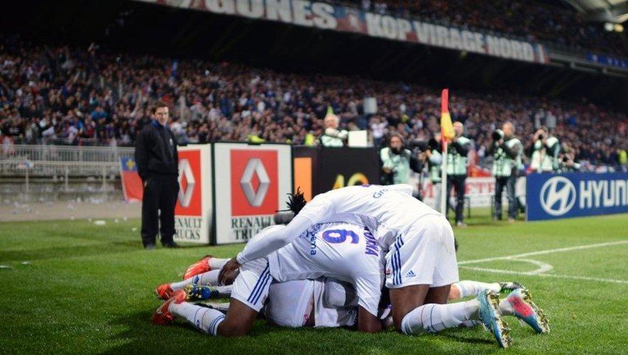 Ligue 1: Lyon en C1, Nice en C3 et Troyes en L2