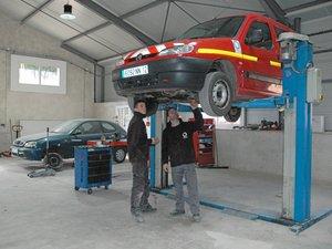 Un premier garage solidaire créé par Rodez Agglo