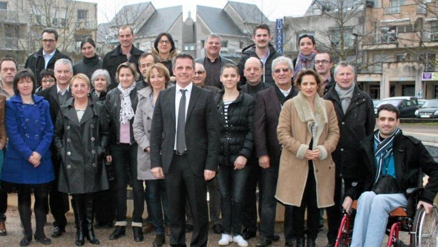 Partiellement renouvelée, la liste baptisée Union et action pour Luc-la-Primaube compte 12 nouveaux noms et 17 sortants.