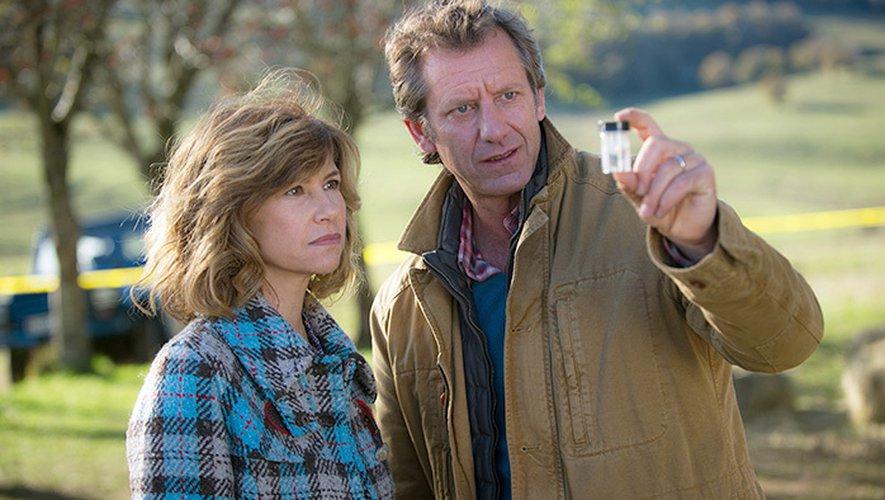 Tourné sur l'Aubrac, Crime en Aveyron sera diffusé samedi soir