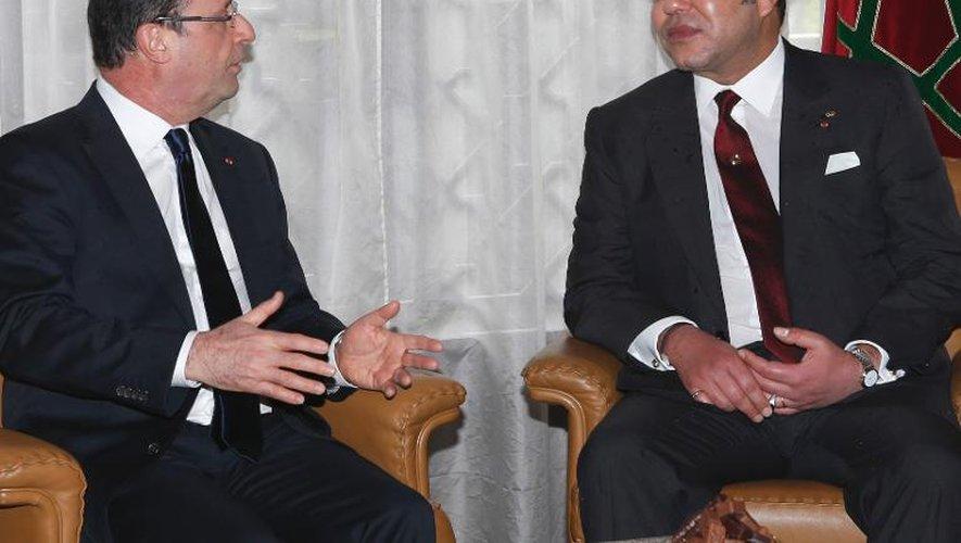 Maroc: la querelle avec Paris s'exacerbe, Hollande contacte le roi