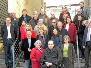 Rodez : Bruno Berardi présente sa liste avant son programme