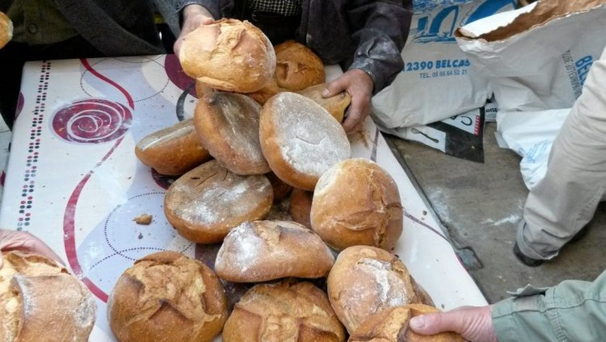 """Les """" Michous"""" seront confectionnés et bénis le jour de l'Ascension et distribués à la sortie de mla messe."""