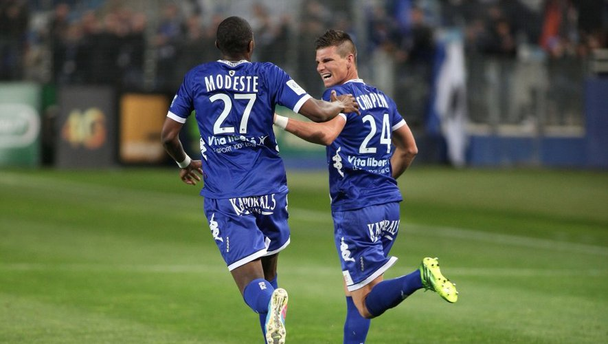 L'ancien joueur du Raf, évolue à Bastia depuis deux saisons.