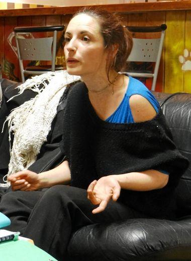 Clémentine Saintoul-Colombres.