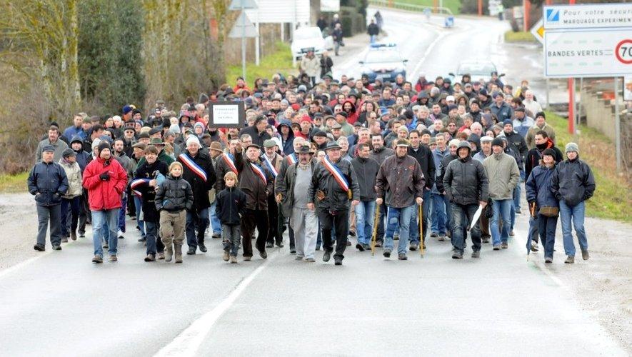 Elus et habitants demandent désormais à l'État de prendre des mesures exceptionnelles.