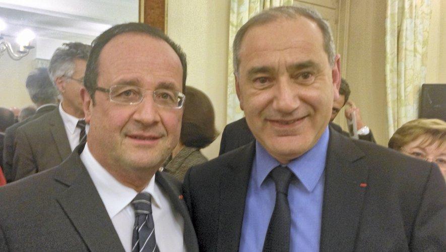 Patrick Bellity a rencontré François Hollande, mercredi à Rodez. Le patron de Sam Technologies en a profiter pour souligner le rôle que les entreprises de taille intermédiaire (ETI) peuvent jouer dans la reprise économique.