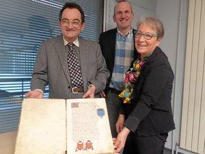 Retour sur l'histoire cistercienne de l'Aveyron en 26 manuscrits