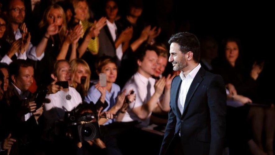 Mode: premier défilé de Nicolas Ghesquière chez Vuitton
