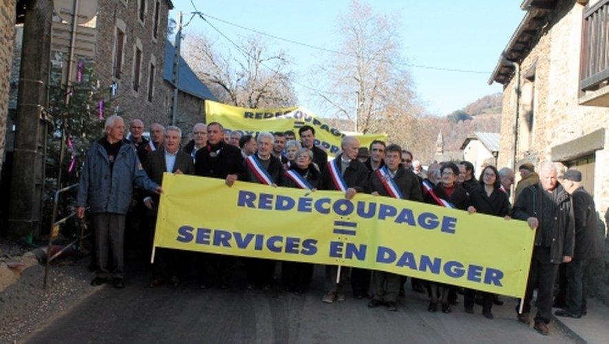 Plus de la moitié des conseils généraux dont l'Aveyron se sont prononcés contre le redécoupage cantonal.