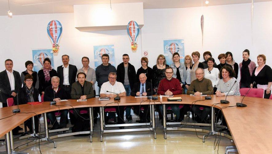 L'opération a été présentée, lundi à Rodez, à la CCI.
