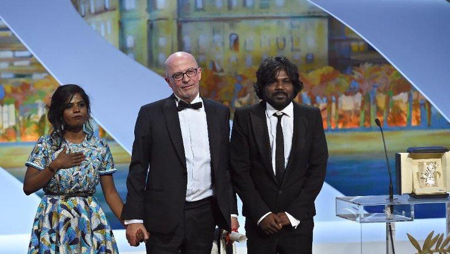 Cannes 2015: la France qui rit, l'Italie qui pleure et le bling-bling