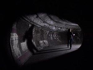 Une station du métro de Londres, repaire secret de Churchill, attend sa métamorphose