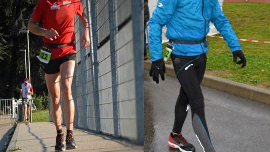 En participant aux 24 heures de St-Fons, Denis est entré dans le cercle des Ultra runners.