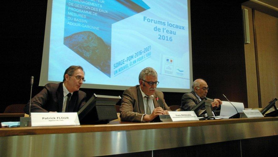 Qualité de l'eau en Aveyron : faire beaucoup mieux d'ici 2021