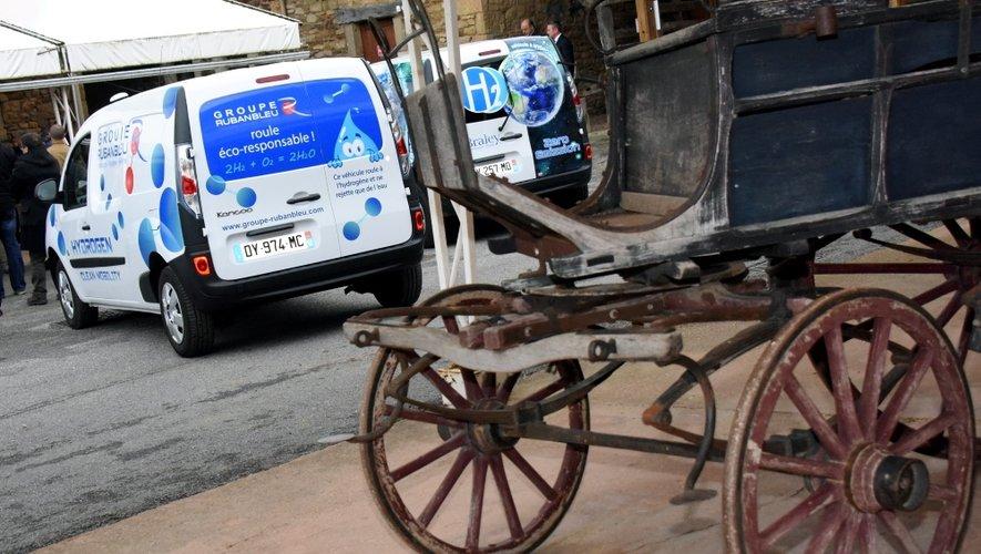 Rodez : la voiture hydrogène arrive sur les routes de l'Agglo