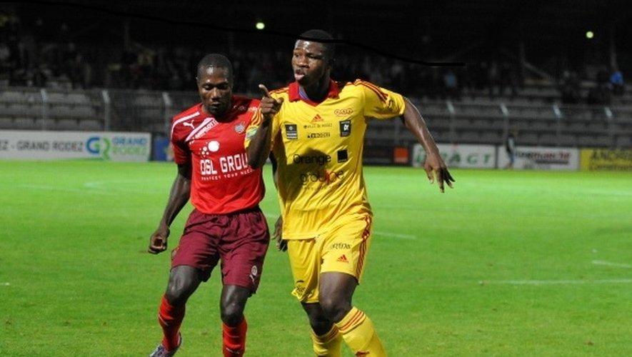 Victime d'une triple fracture de l'humérus le 14 décembre lors d'un match face à Pau, Alsény Camara devrait retrouver les terrains dès ce week-end.