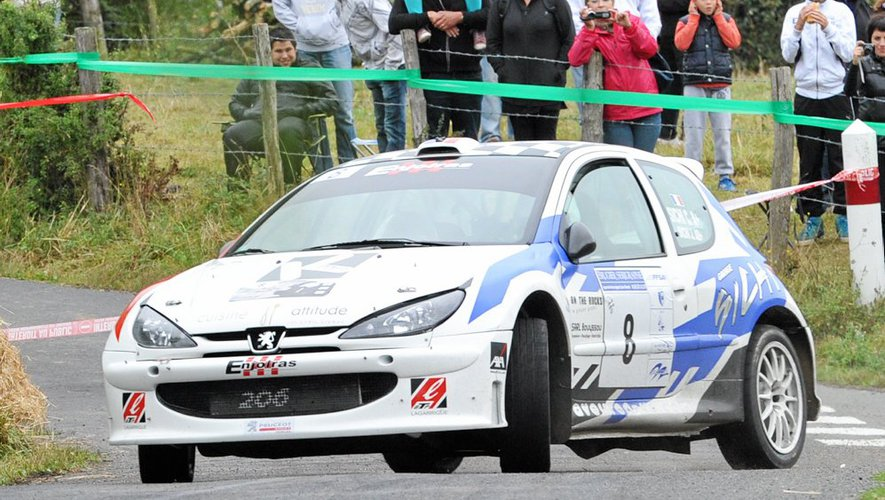 Rallye : les pilotes aveyronnais qui feront la saison 2014