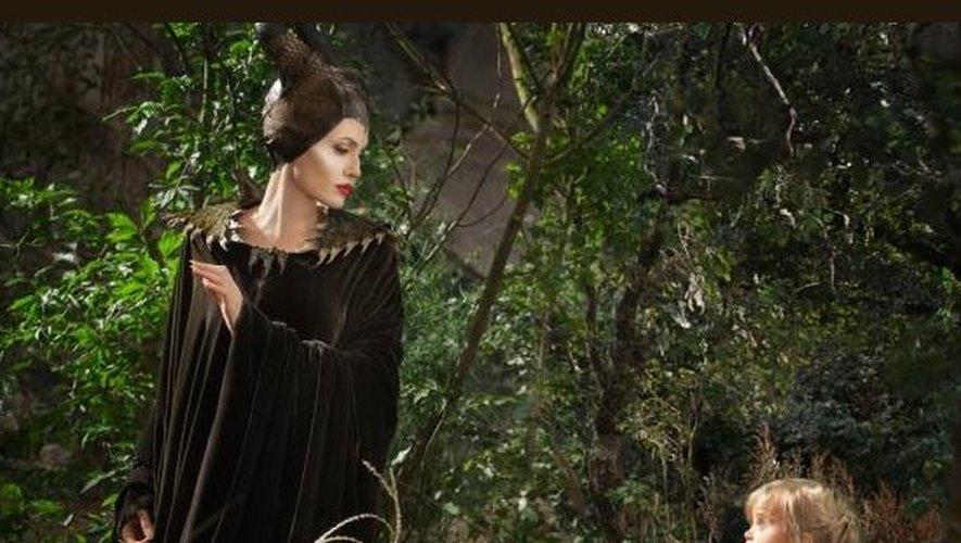 Angelina Jolie avec sa fille Vivienne dans Maléfique - Premières images et nouvelle bande-annonce à découvrir !