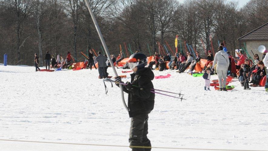Les stations de ski de l'Aubrac sur la bonne pente