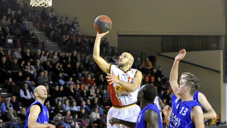 Basket: ce soir, Rodez n'a pas droit à la défaite
