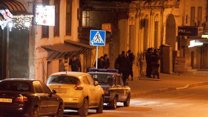 """Moscou reçoit de """"nombreux appels à l'aide"""" d'Ukraine et """"va les examiner"""""""