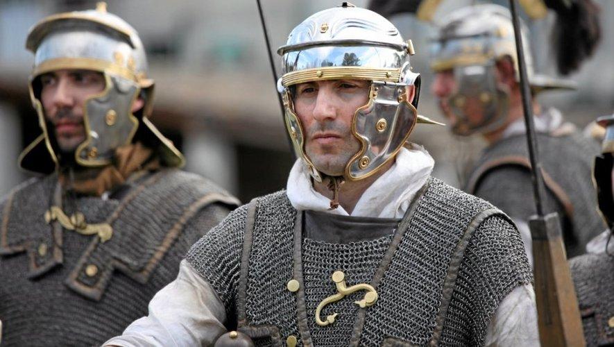 La Légion VIII Augusta sera à Rodez samedi et dimanche après-midi.