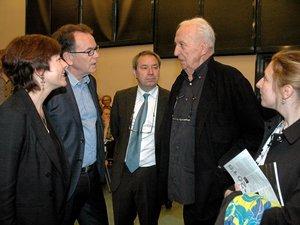 Musée Soulages à Rodez : «C'est vraiment de la haute couture»