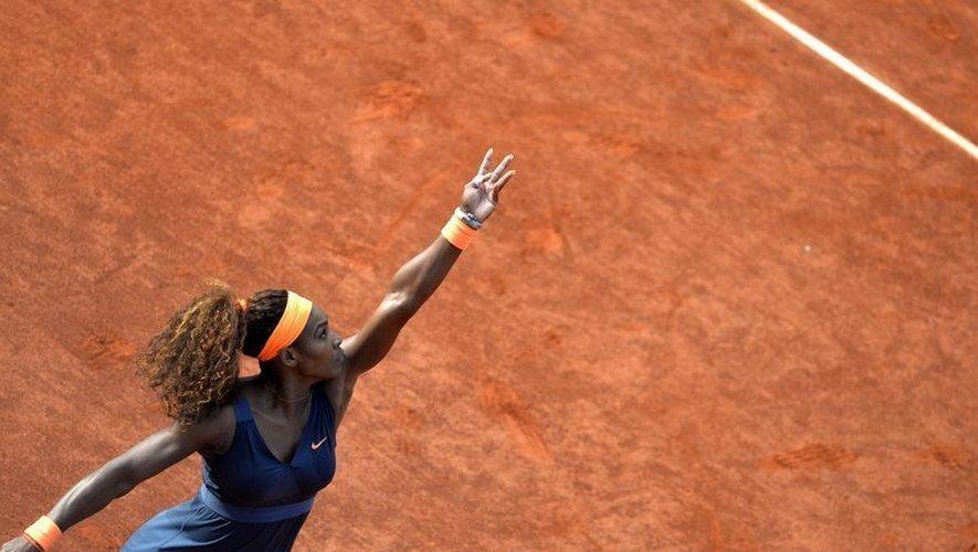 Roland-Garros: finale Williams-Sharapova - EN DIRECT