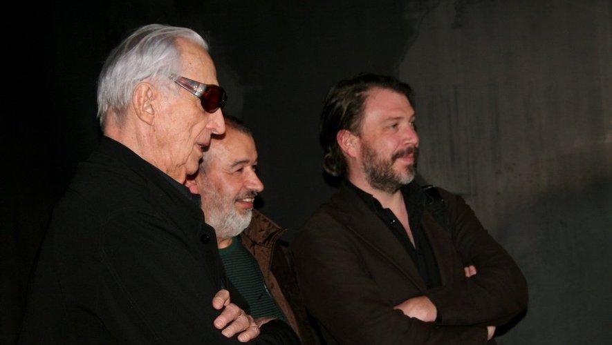 L'Académie récompense les architectes du musée Soulages