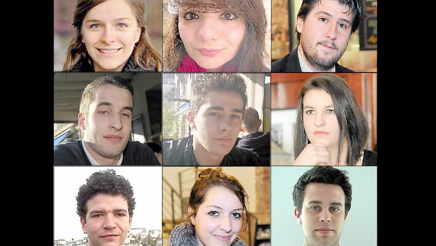 A Rodez, neuf étudiants figurent sur les listes en lice.