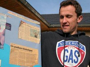 """Stéphane Gomez : """"Le sport m'a sauvé une fois et il le refera"""""""