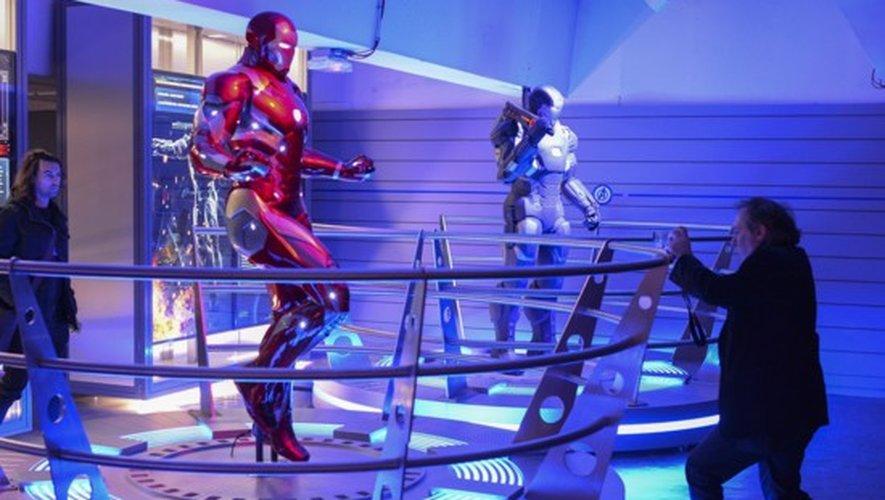 Avengers S. T. A. T. I. O. N. à Paris