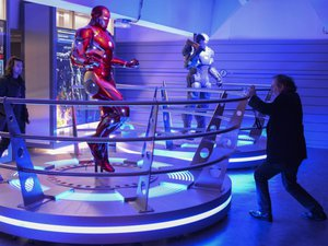 Actu Marvel : Expo Avengers S. T. A. T. I. O. N., Iron man 2, documentaire…