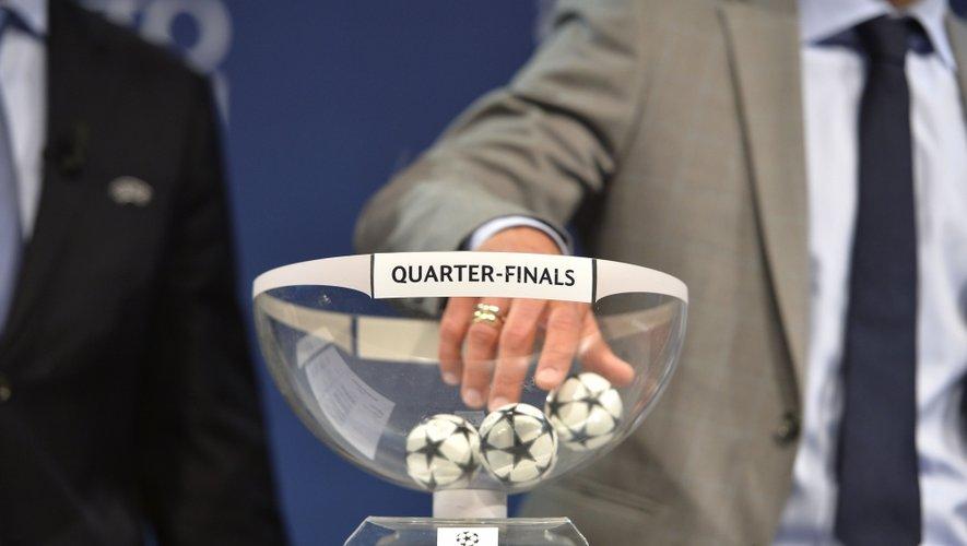 Ligue des Champions - 1/4 de finale: Paris SG contre Chelsea